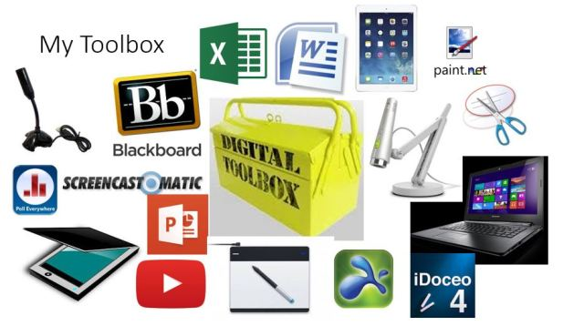My Digital Toolbox