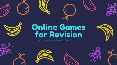 Online Games for Revision (1)